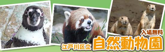 江戸川区立自然動物公園