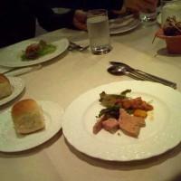 タンタルナの食事